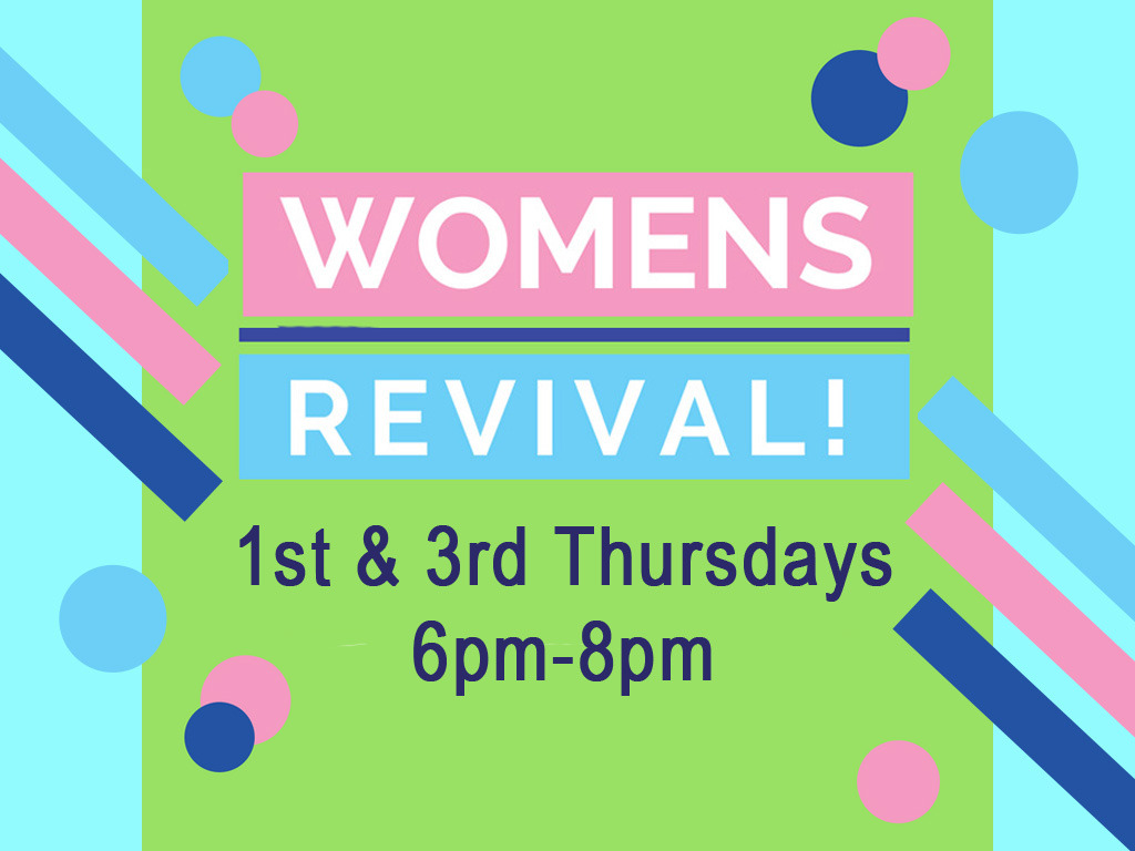 Announce Build - Womens Revival