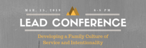 LEAD Conference Primary Logo